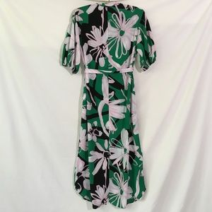 Anthropologie Dresses - Anthropologie Floral Statement Maxi Dress